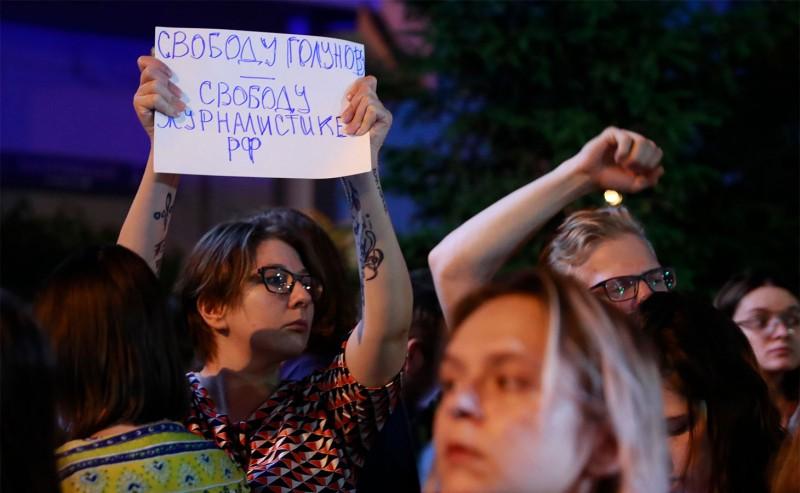 «Систему можно только заставить быть человечной»: почему арест Голунова возмутил всех