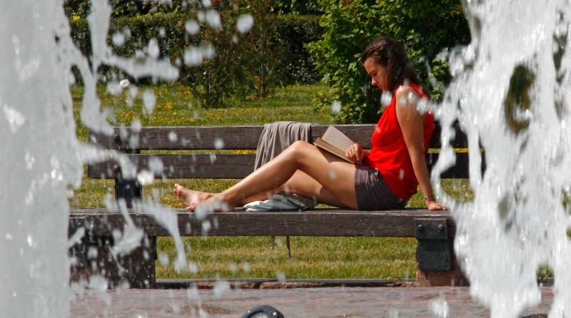 В Москве во вторник ожидается до +30°С