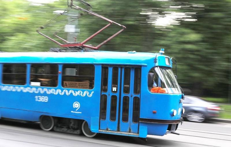 В России на основе технологий для комбайнов создадут беспилотный трамвай