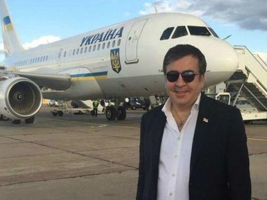 Саакашвили назвал Порошенко закомплексованным человеком без чувства юмора