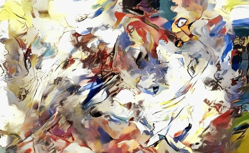 Генеративная живопись— это искусство илинет? Станьте арт-критиком напять минут