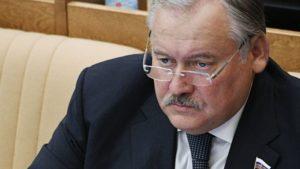 Калашников назвал темы встречи с грузинскими депутатами