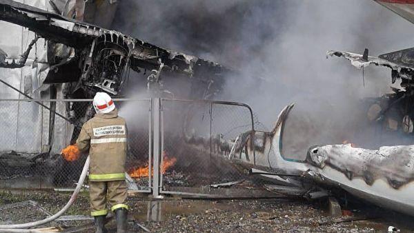 По предварительным данным, при падении Ан-24 в Бурятии нет тяжелораненых