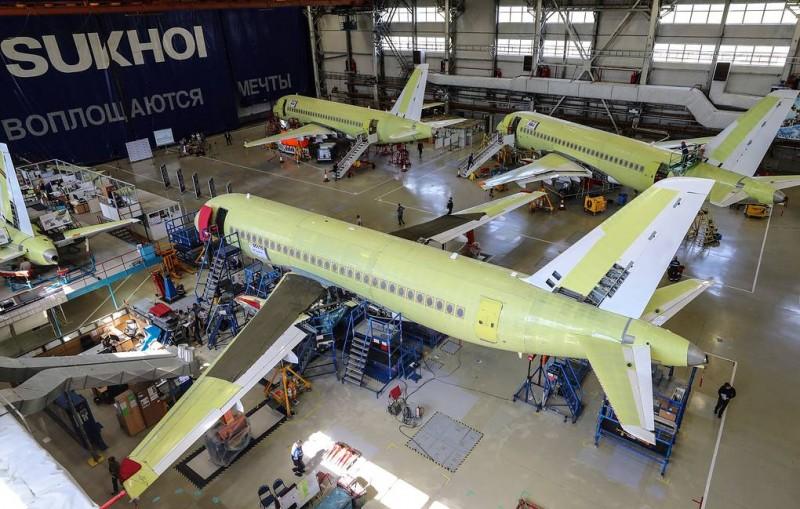 Россия планирует предложить Саудовской Аравии самолеты SSJ-100 в VIP-модификации