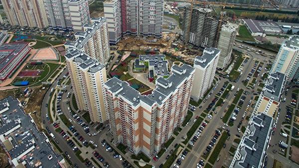 Власти Подмосковья: ввод жилья в области в 2019 году сократится на 16%