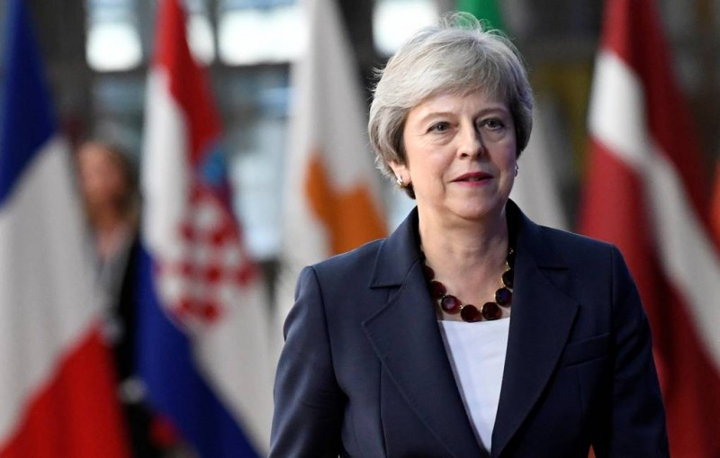 Мэй официально покинула пост лидера Консервативной партии