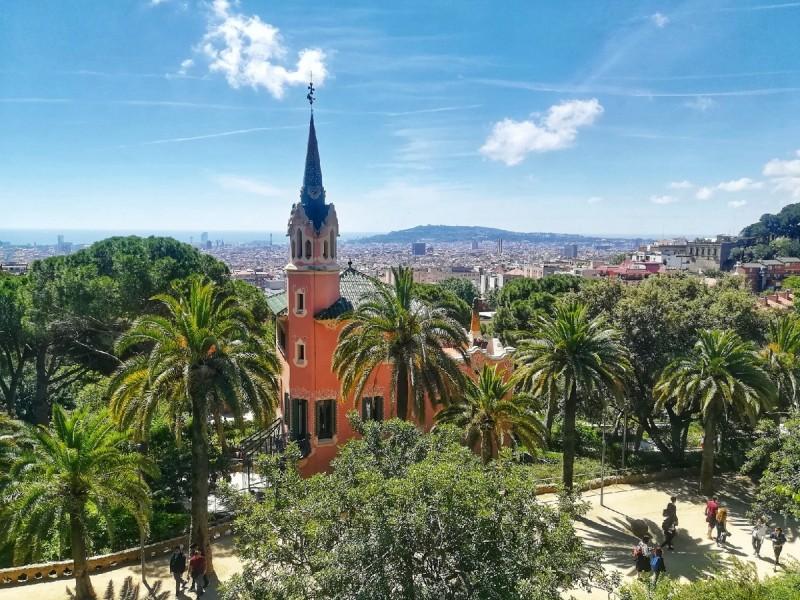 Фотоотдых. Поехать вБарселону, чтобы исполнить мечту детства