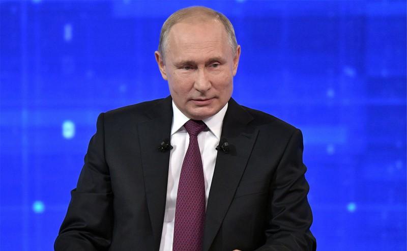 Прямая линия сПутиным-2019: очем четыре часа говорил президент