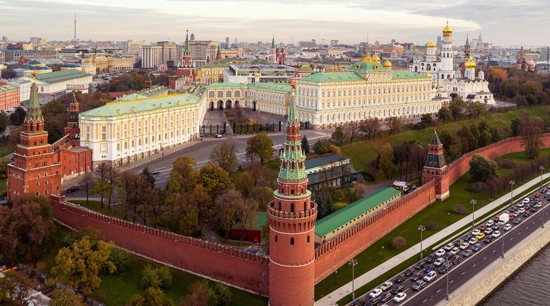 Опрос показал, с чем россияне ассоциируют Россию