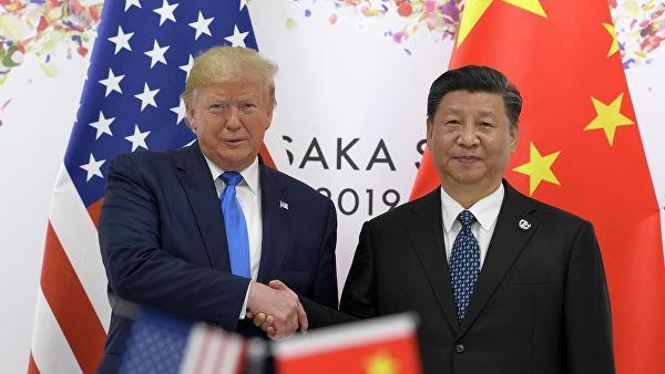 Трамп: США готовы достичь взаимоприемлемого торгового соглашения с Китаем
