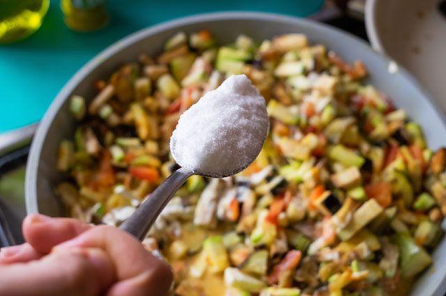 Непересоли! Как разлюбить солёную еду