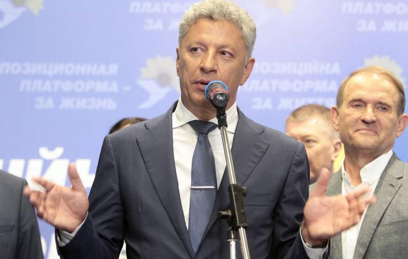 """""""Оппозиционная платформа"""" лидирует на выборах в Раду в Донецкой и Луганской областях"""