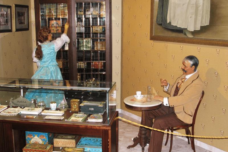 16 музеев еды вМоскве инеподалеку