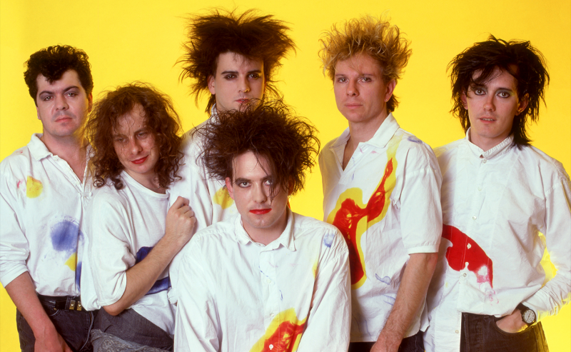 10 песен The Cure, которые вымогли неслышать