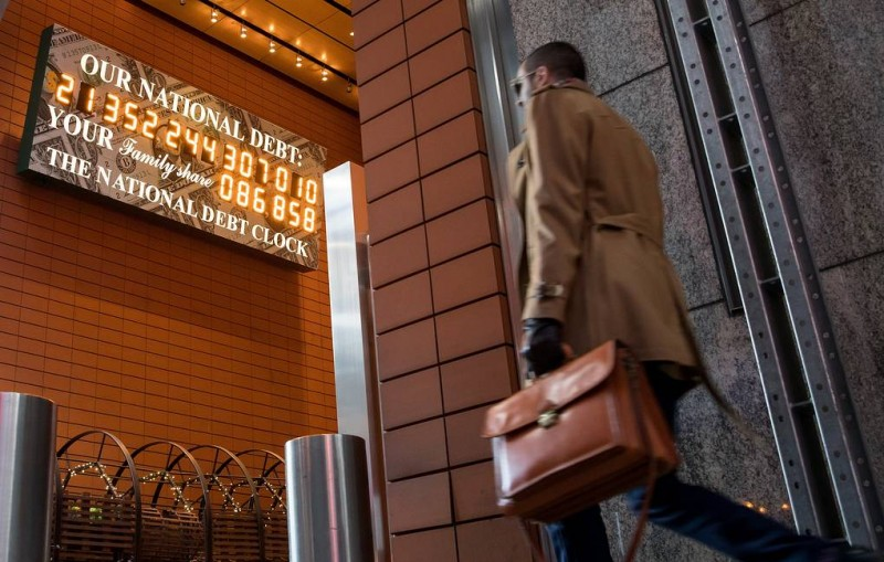 Эксперты предрекают дефолт в США в сентябре