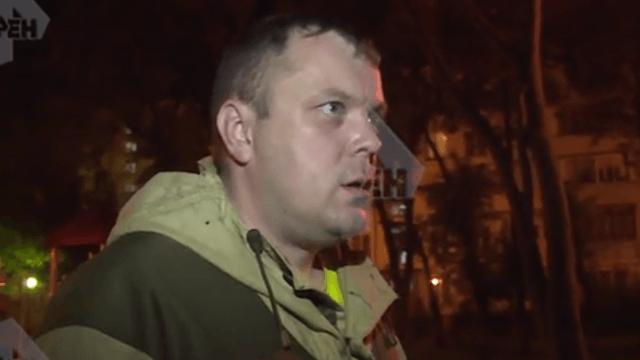 Плюет на двери: стрелок из Подмосковья рассказал свою версию инцидента