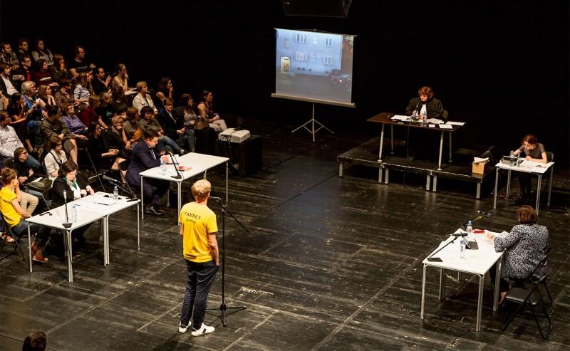 Гамлет наскамье подсудимых: как вПетербурге судили принца датского