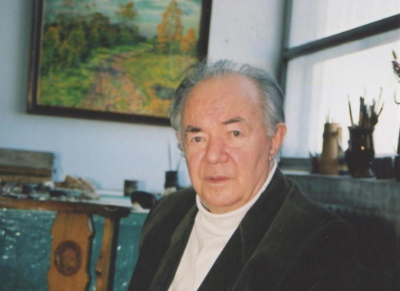 Умер художник Виктор Громыко