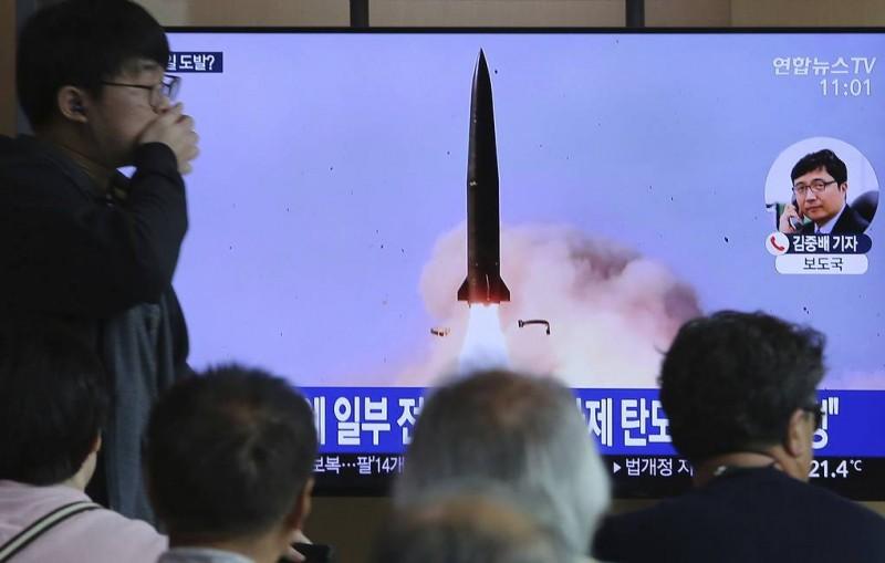 Япония сообщила о запуске КНДР двух ракет малой дальности