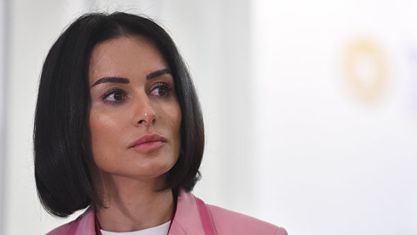 Канделаки прокомментировала брань грузинского ведущего в адрес Путина