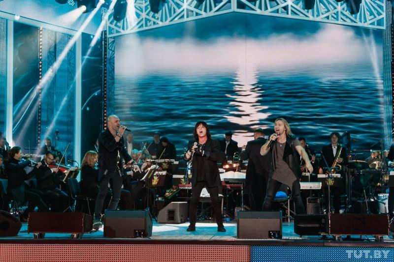 Deep Purple, Дядя Ваня иЕлфимов наодной сцене. «Славянский базар» начался снеобычного концерта