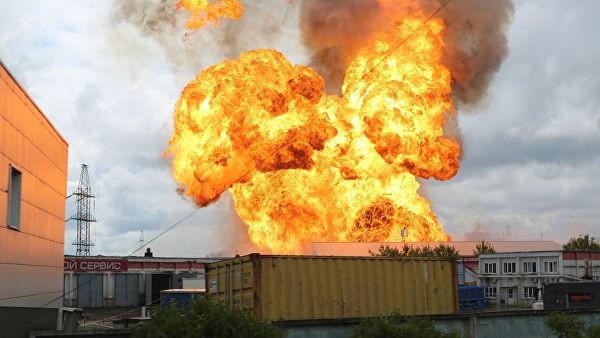 Патрушев назвал причину пожара на ТЭЦ в Мытищах
