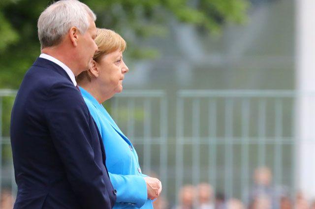 «Это точно не эпилепсия». Врачи — о новых приступах у Ангелы Меркель