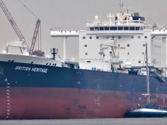 Эксперт оценил ситуацию с «пропавшим» у иранских берегов танкером