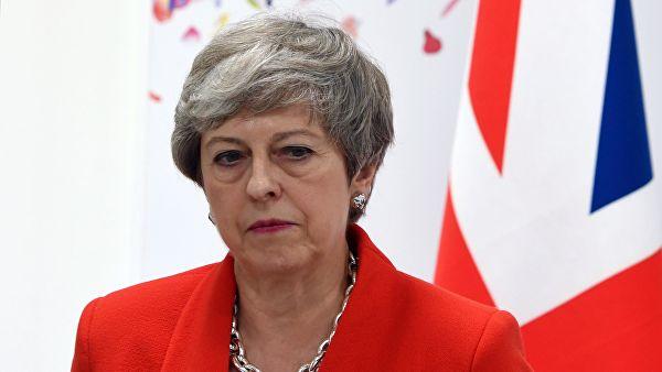 Мэй поддержала британского посла, с которым отказался иметь дело Трамп