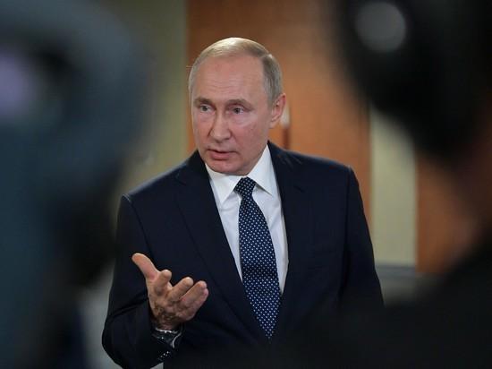 Путин выступил по Грузии в роли сапера