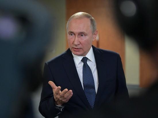 Путин против санкций в отношении Грузии: вино останется, авиасообщение - нет