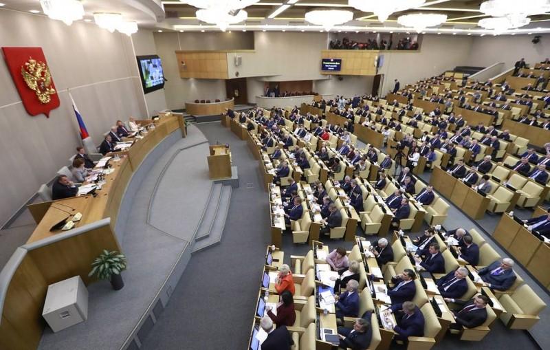 Госдума рекомендовала кабмину рассмотреть введение экономических мер в отношении Грузии
