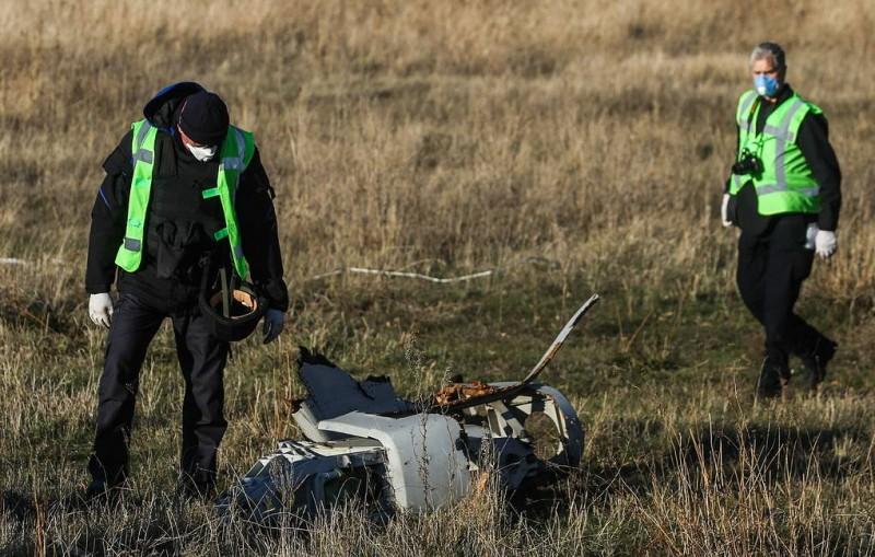 Следователи рассказали о новых свидетелях в деле о крушении MH17