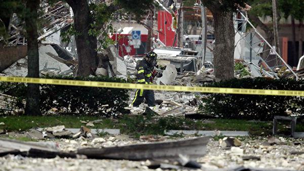 Посольство в США выясняет, пострадали ли россияне при взрыве во Флориде