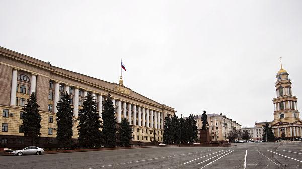 В липецкий облизбирком подал документы первый кандидат в губернаторы