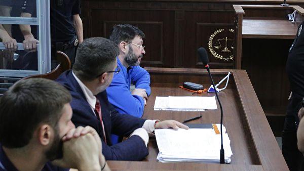 Суд по делу Кирилла Вышинского. Онлайн-репортаж