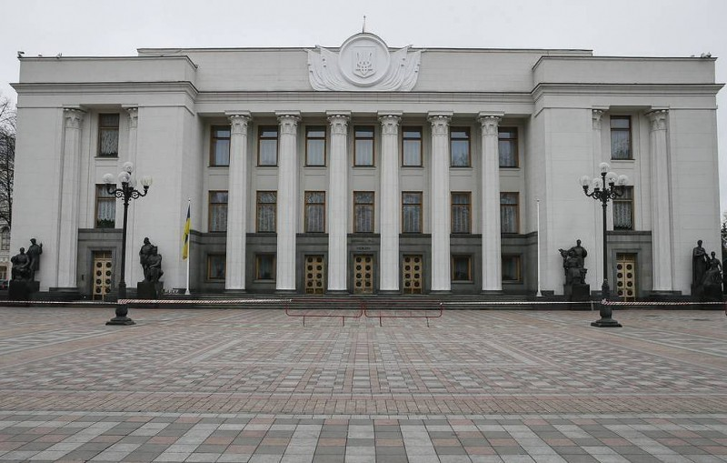 На Украине пройдут досрочные выборы депутатов Верховной рады