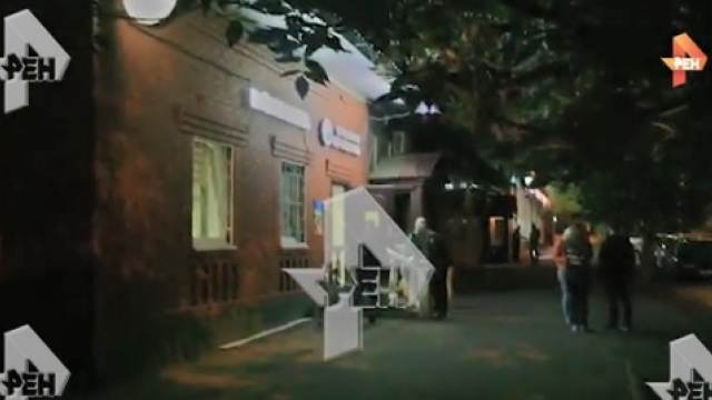 Видео с места, где мужчина обстрелял двух москвичек за отказ знакомиться с ним