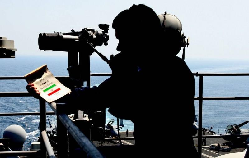 Лондон подтвердил попытку Тегерана остановить британское судно в Ормузском проливе