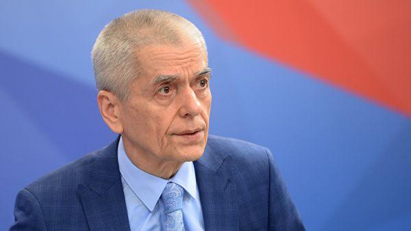 Онищенко объяснил свои слова о памятнике за спасение виноделия в Грузии