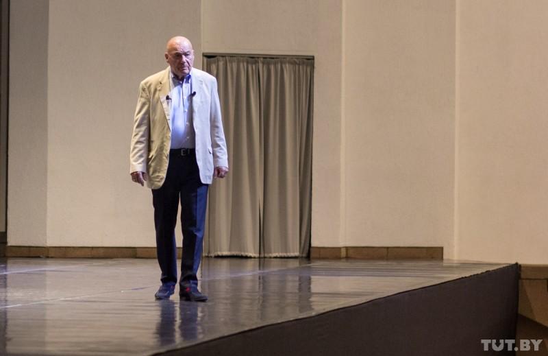 Познер объявил овыходе изсостава жюри премии ТЭФИ