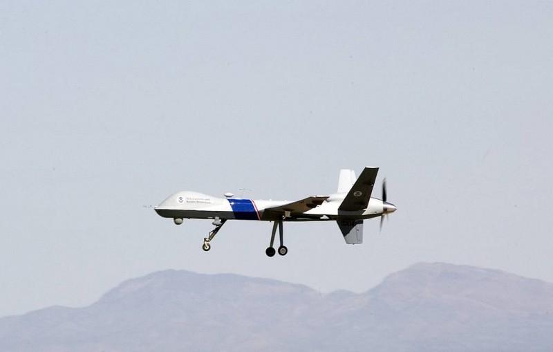 Reuters: в Йемене сбили американский военный беспилотник MQ-9