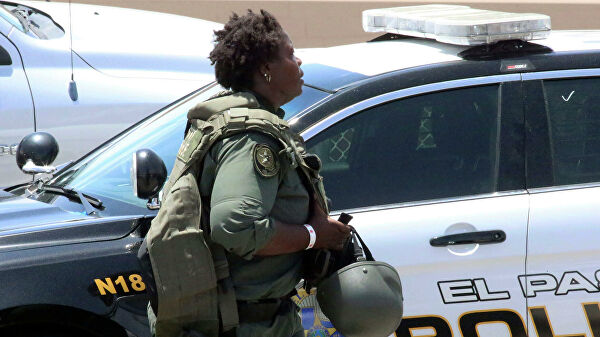 Полиция в Техасе сообщила, что один из стрелков ликвидирован