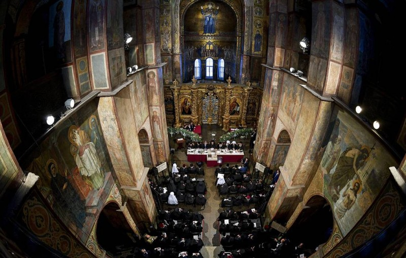 СМИ: Украинская автокефальная православная церковь прекратила существование