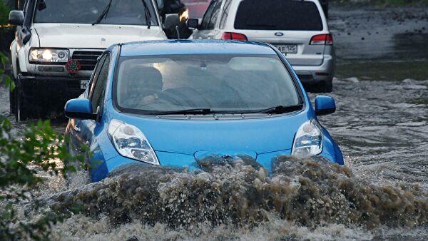 Прошедшие в Приморье ливни не повлияют на открытие ВЭФ, заявил губернатор