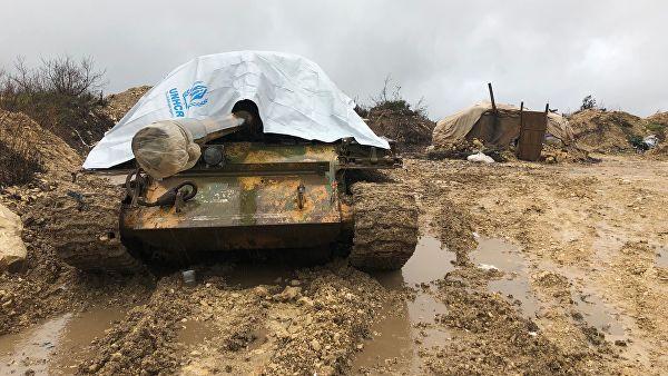 Сирийская армия освободила четыре деревни на юге Идлиба, сообщили СМИ