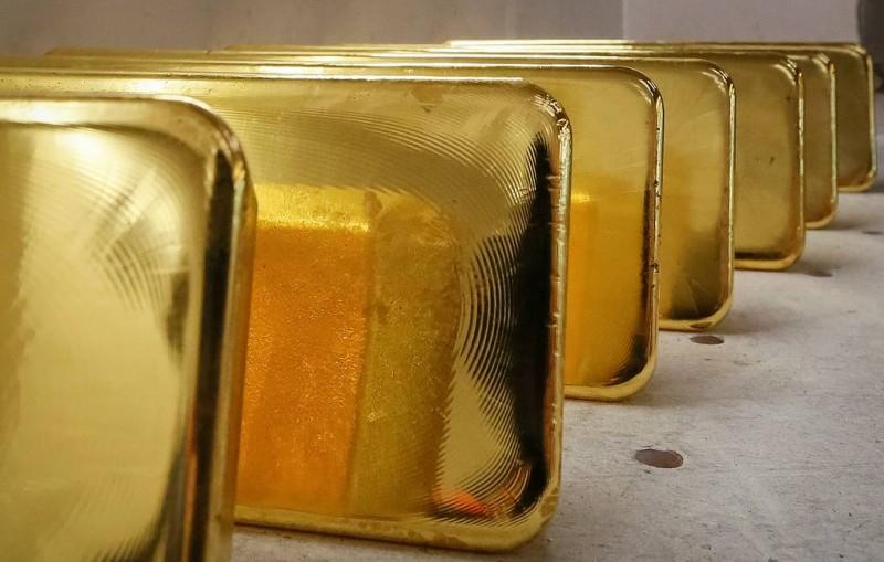 Bloomberg предсказал России четвертое место в мире по золотовалютным резервам