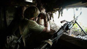 ЛНР заявила о трех обстрелах со стороны украинских силовиков