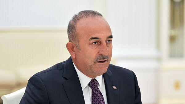 Иранский танкер Adrian Darya идет в сторону Ливана, заявил глава МИД Турции