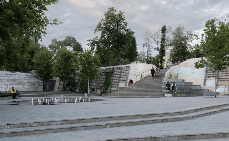 «Построили Колизей— получите бои»: что жители Китай-города думают о«Горке» и«Яме»